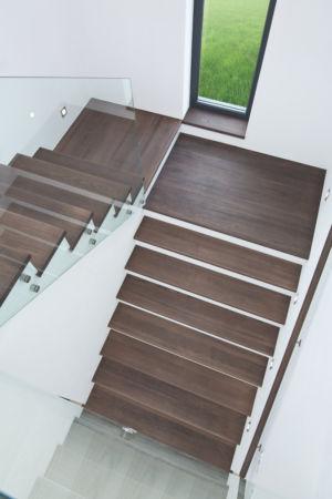 Vnitřní schodiště Glas