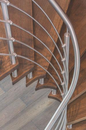Točité schodiště Bolzen