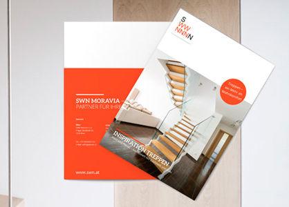 Katalog vnitřních a venkovních schodů SWN