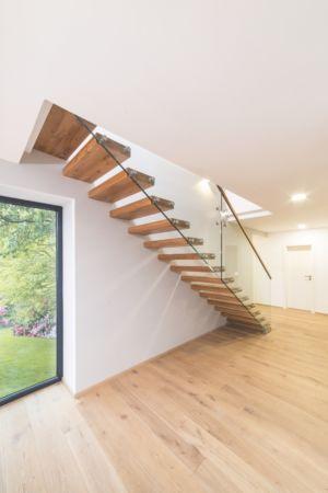 Designové schodiště Float