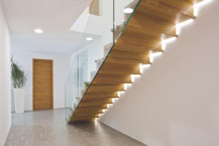Tradiční schodiště v soudobém pojetí