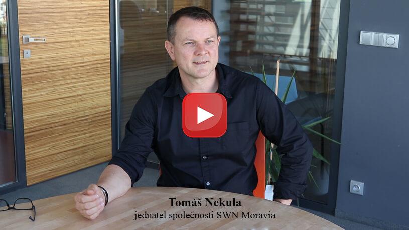 SWN Moravia Tomáš Nekula - Novinky