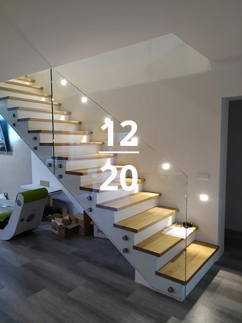 12 20 - Dřevěné schody pro komfortní bydlení - prosinec v SWN